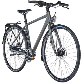 Rabeneick TS5 Trekkingcykel Diamant 8-speed sort